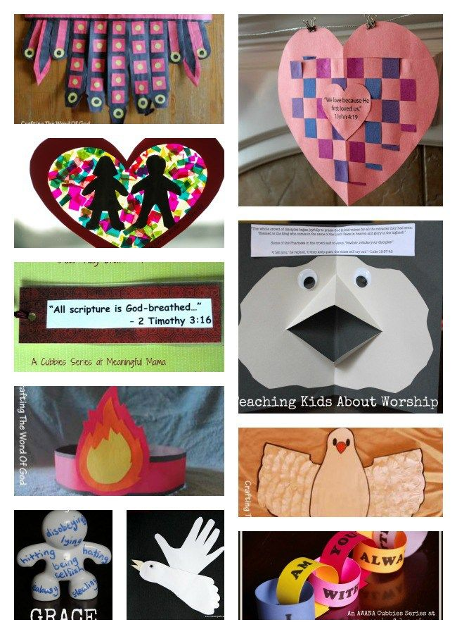 363 best images about kid stuff vbs crafts on pinterest for Bible story crafts for kids