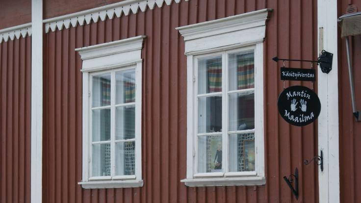 Vanhan Rauman kyltit | Käsityöverstas | | handicraft Workshop