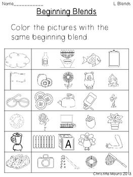 Printables S Blend Worksheets 1000 images about digraphsblends on pinterest initials here are nine adorable printable worksheets that your students can do to show their knowledge of beginning blends there 3 pages for