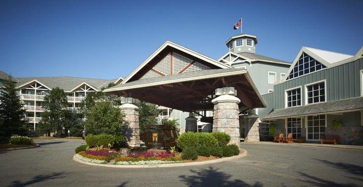 LWH Hotels- Deerhurst Resort Huntsville, Ontario