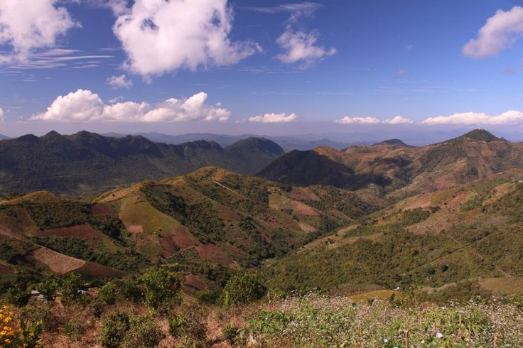 Trekking from Kalaw to Inle Lake with Homestays