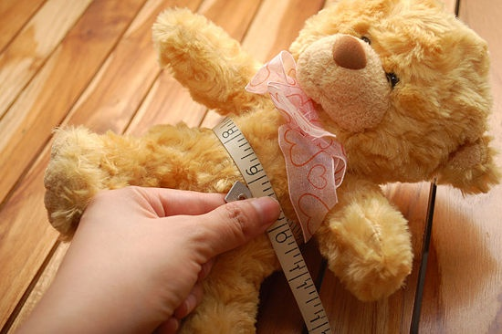 How to Make Teddy Bears Clothes