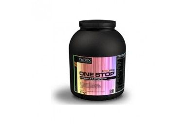 Reflex Nutrition One Stop 2.1kg + Free Sample Price: WAS £58.99 NOW £44.00