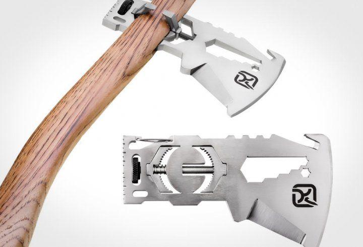 La Ti-Klax Lumberjack est plus qu'une simple hache. Elle comprends de nombreux avantages quasi-essentiels pour toute personne qui se dit campeur, et en plus, elle est compacte et ultra-légère. Un outil indispensable pour votre prochaine expédition.