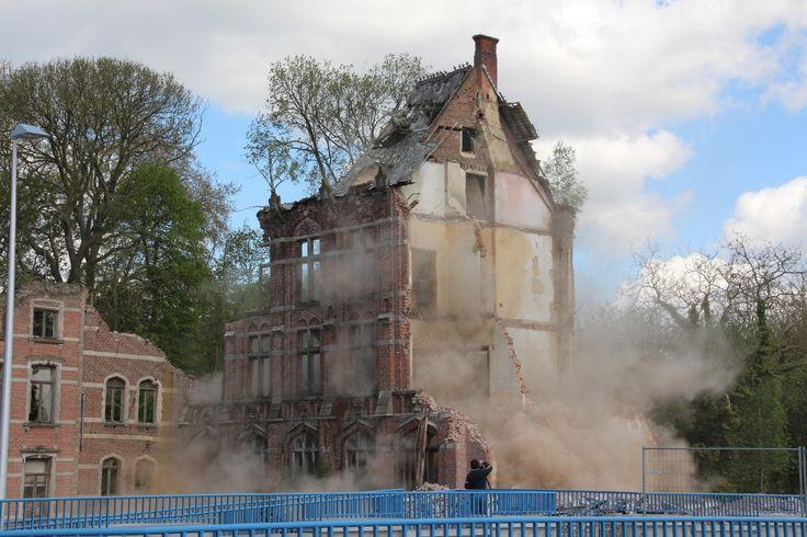 28.April 2015 - de laatste dakkapel stort in