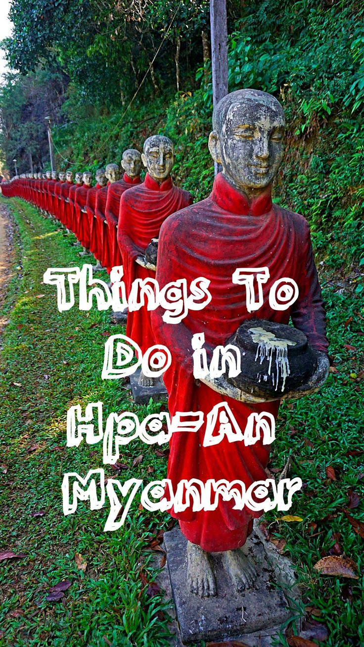 Check out one of the lesser visited places in Myanmar: Hpa-An. There are tons of caves and pagodas to be explored around: http://wetraveltolive.com/2017/03/04/things-in-hpa-an/
