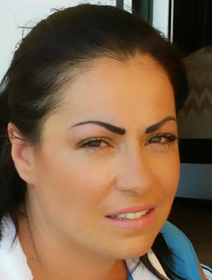 Permanent tattoo eyebrow by makeupstyle.gr
