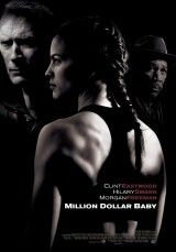 Million Dollar Baby. 2004 Duración132 min. Director  Clint Eastwood Guión  Paul Haggis Música  Clint Eastwood Fotografía  Thomas Stern Reparto Clint Eastwood, Hilary Swank, Morgan Freeman, Anthony Mackie, Jay Baruchel, Mike Colter, Lucia Rijker, Brian O'Byrne, Margo Martindale, Riki Lindhome