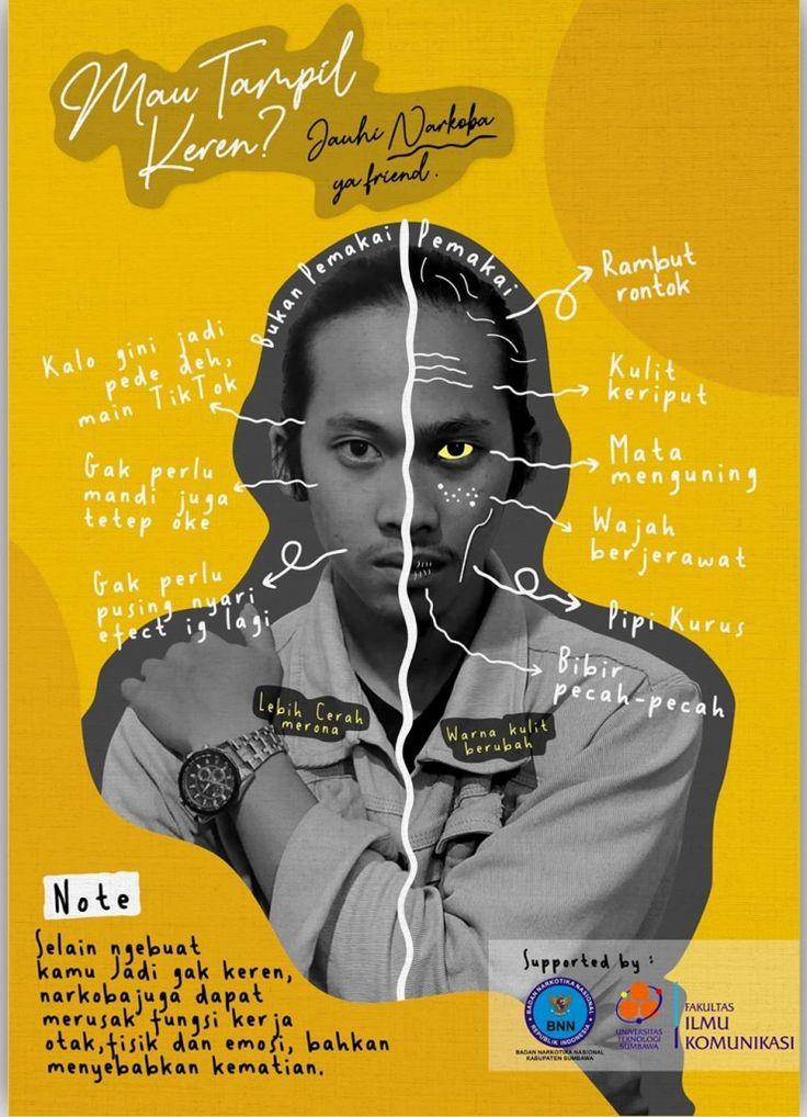 Mau Tampil Keren, Jauhi Narkoba Ya Friend di 2020 Poster