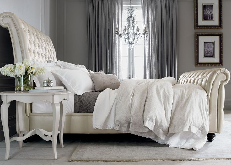 Glitz and Glamour!  Customize your bedroom with us Ethan Allen of Orland Park, IL