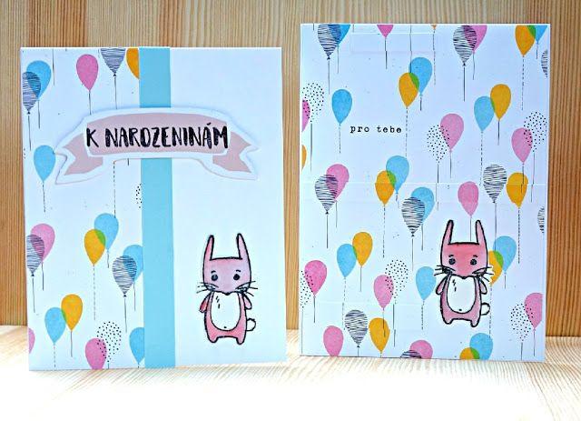 kolekce Joy Parade od Fancy Pants + Card kit Paperoamo