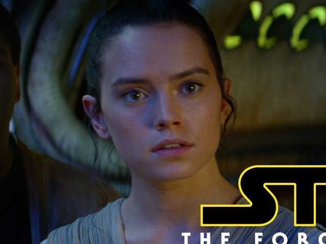 I got: Ray! Star Wars the force awakens character quiz