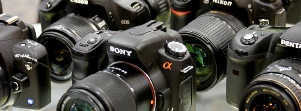 Las mejores cámaras réflex digitales para principiantes (2012). Blog del Fotógrafo.