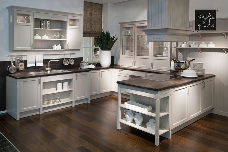 10 best Elegante Landhausküchen images on Pinterest Kitchens