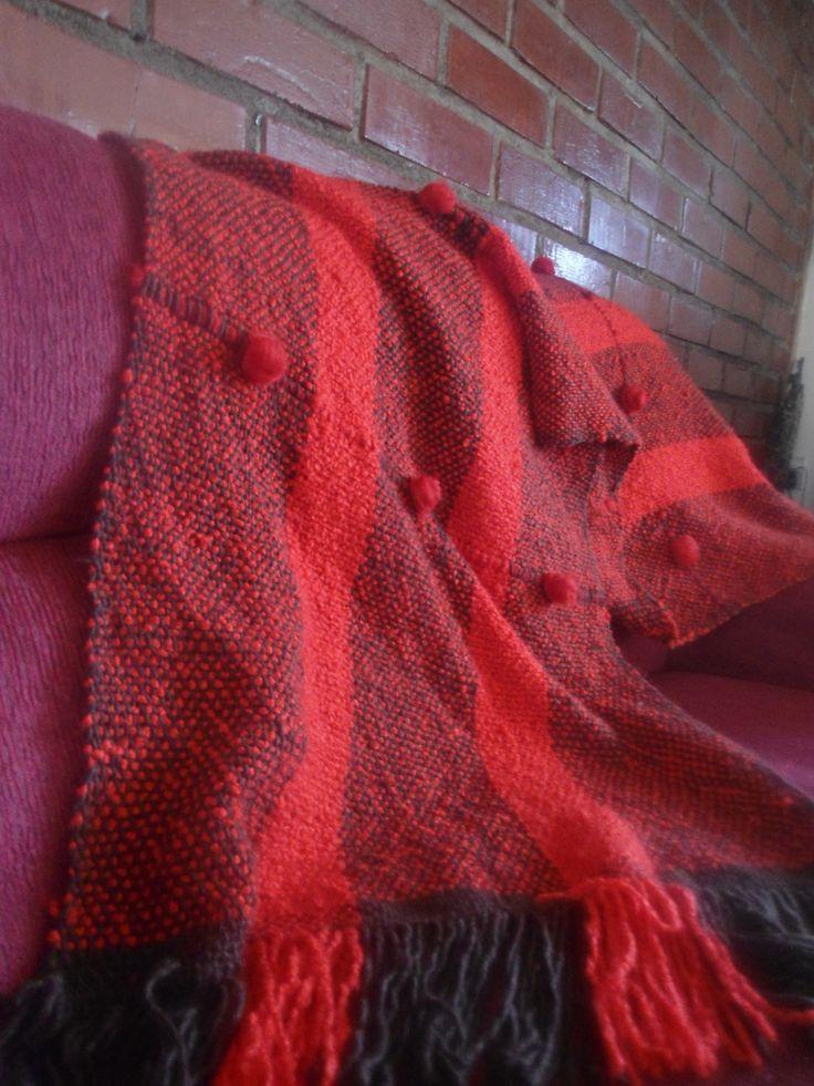 lana y detalles con fieltro