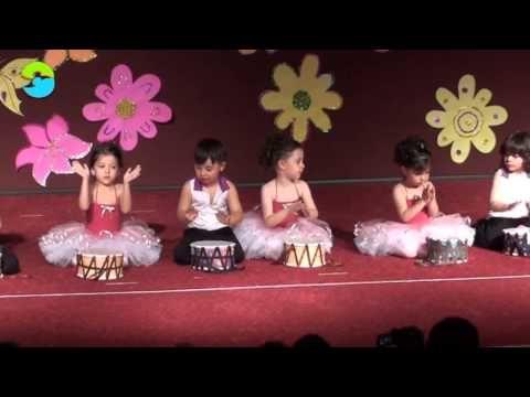 oyunun ötesi anaokulu yılsonu gösterisi 2012-2013 -6 - YouTube