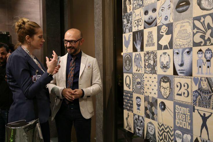 А вот и наш завершающий фото-отчет с выставки #Cersaie2016. Сегодня мы встретились с директорами и представителями фабрик @atlasconcorde, Cir&Serenissima, @CoopCerImola, La Faenza, Leonardo, @novoceram, Del Сonca, Flaviker, @Taginaspa, Mapisa, @cerasarda и др.  #artcermagazine #design #интерьер #журнал #ceramica #tile #дизайн #стиль #Болонья #фотоотчет #выставка #AtlasConcorde, #Cir #Serenissima, #Imola, #LaFaenza, #Leonardo, #Novoceram, #DelСonca, #Flaviker, #Tagina, #Mapisa, #CERASARDA
