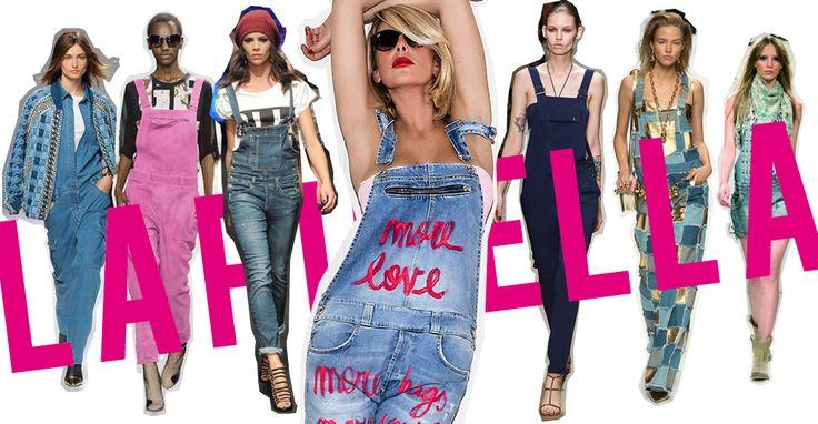 Salopette tra i must have dell'estate. Quali e come indossarle. http://www.lapinella.com/?p=21816