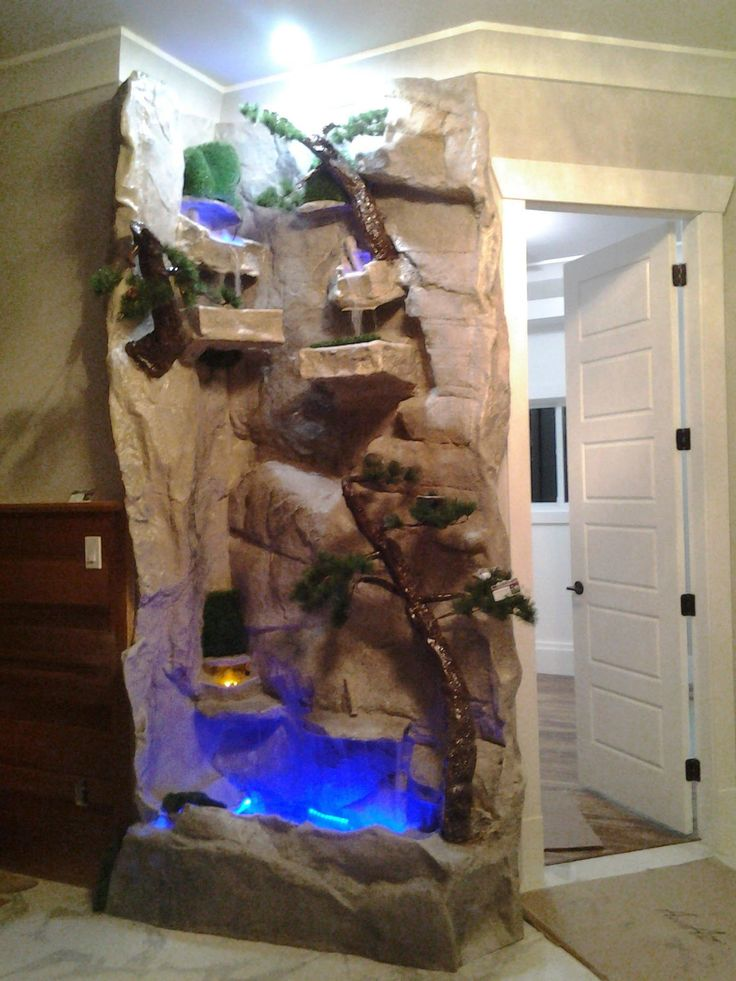Indoor Waterfall Ideas the 25+ best indoor waterfall fountain ideas on pinterest | indoor