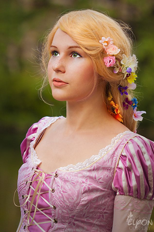 Princess Rapunzel of Corona (Disney's Tangled)
