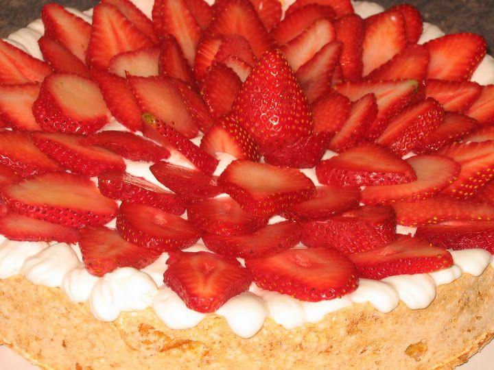 Receta Mostachon de fresas ( frutillas) para La cocina de ile