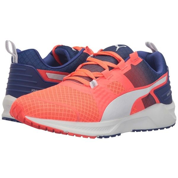 PUMA Ignite XT V2 (Red Blast/Puma White/Royal Blue) Women\u0027s Running
