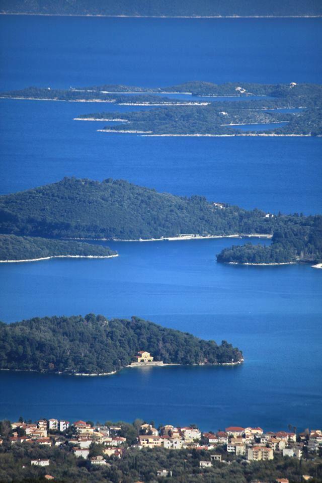 View from Nydri, Lefkada, Greece