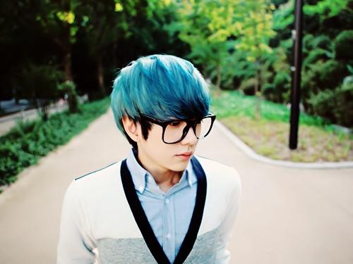 Parkhyungseok Ulzzang Korean Boy Estilo Pinterest Blue And Black Colors And