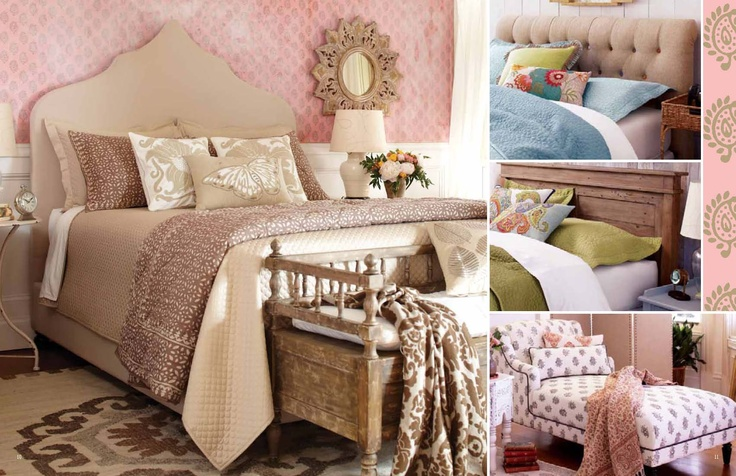 Voyage Les Indiennes Bedroom Inspirations
