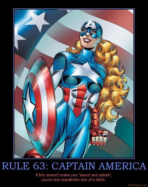 Marvel rule 34