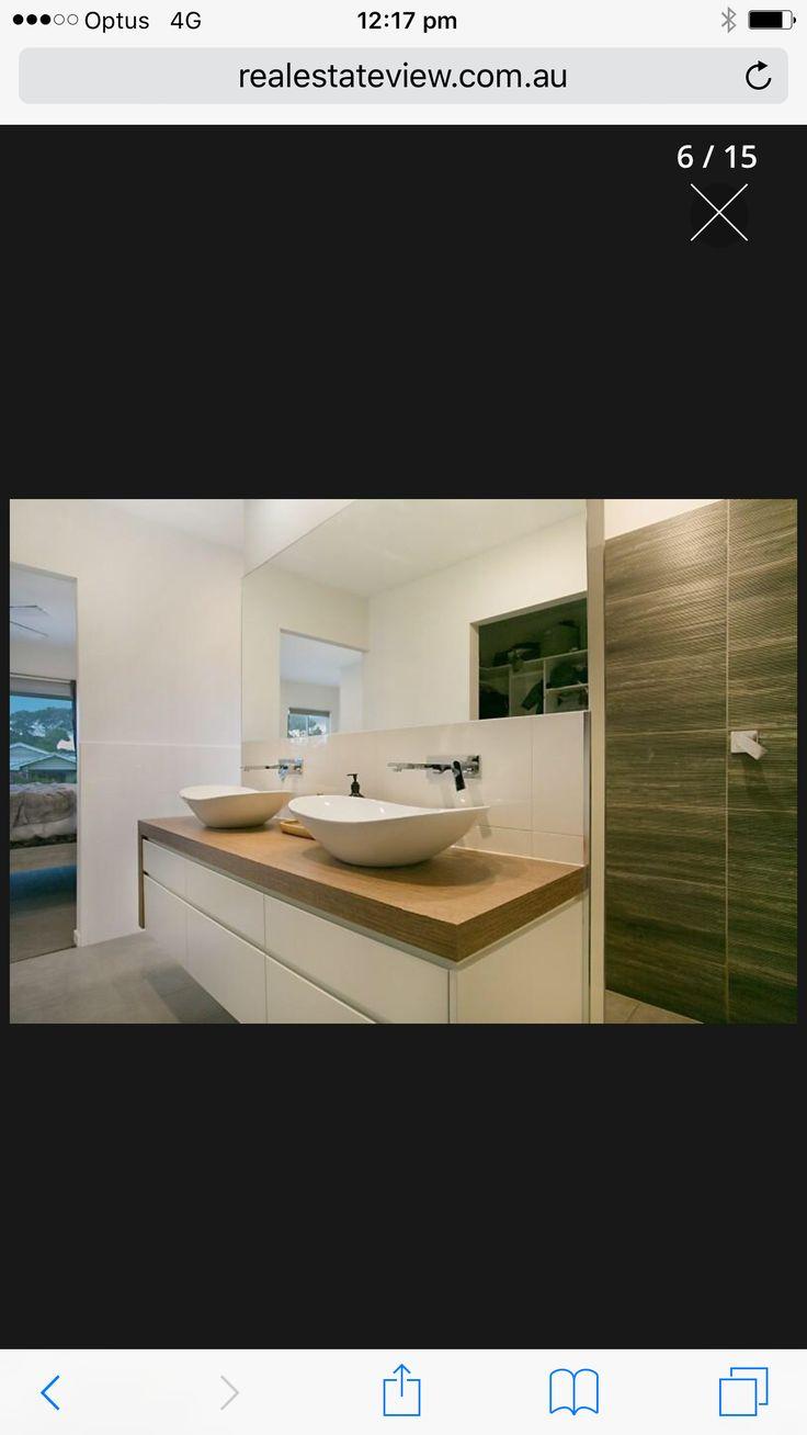 Cibo uber 1200 wall hung vanity from reece - Bathrooms