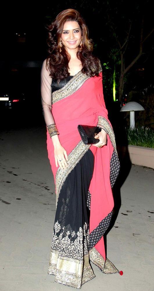 Karishma Tanna at Raghav Sachar and Amita Pathak's wedding.