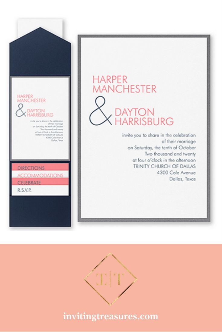 134 best Our Wedding Invitation Collection images on Pinterest ...