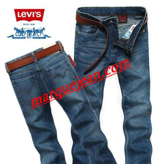 Vendre Jeans Levis Homme H0074 Pas Cher En Ligne.