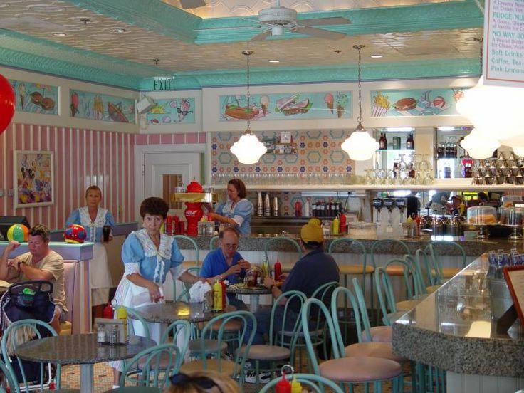 Disney Boardwalk Ice Cream Kitchen Sink