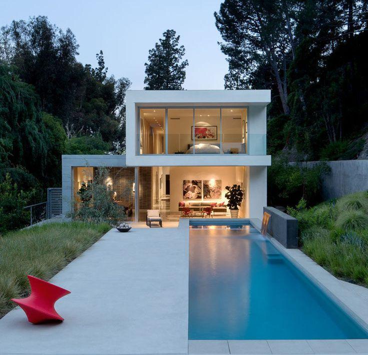 Oltre 25 fantastiche idee su architettura per case su - Architettura case moderne idee ...