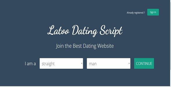 Latoo Dating Script on @codegrape. More Info: https://www.codegrape.com/item/latoo-dating-script/14239