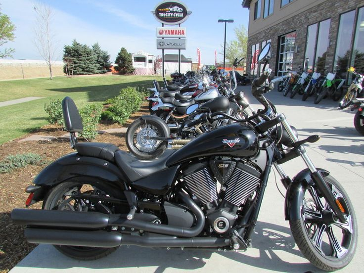 2016 VICTORY 8BALL #TriCityCycle #TN #Loveland #ScreaminDeals #Motorcycles