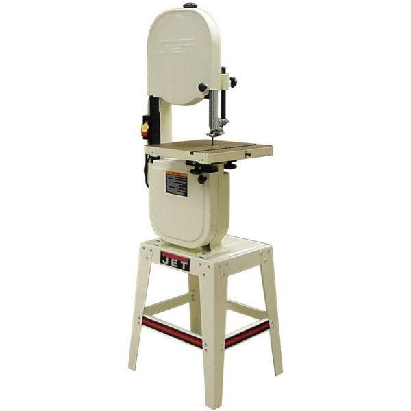 """Buy JET 14"""" Band Saw with Open Stand, Model JWBS-14OS at Woodcraft.com"""