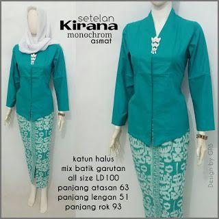 Baju Batik Kerja Wanita, Grosir Batik Solo, Baju Batik Pria: Baju Batik Modern, Supplier Kebaya, Setelan Kirana...