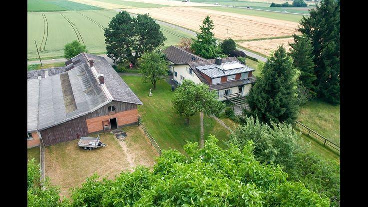 Reiterhof mit 6- und 3½-Zimmer-Wohnteil und 6'029 m² Land