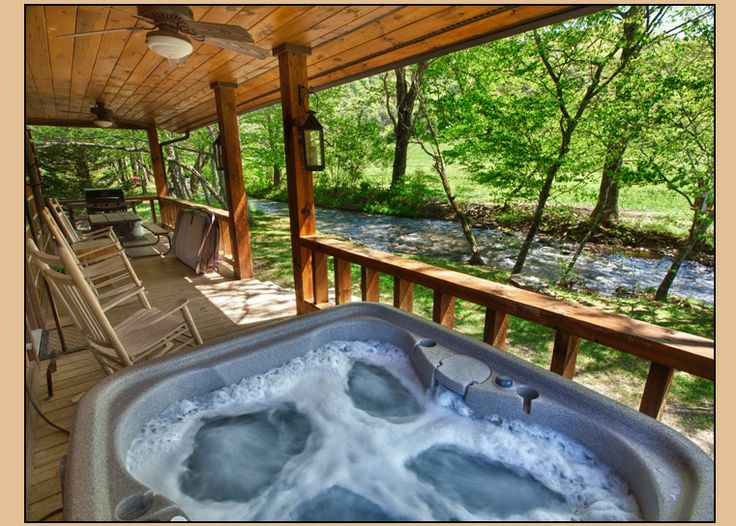 Smoky Mountain Cabin Rentals Bryson City North Carolina