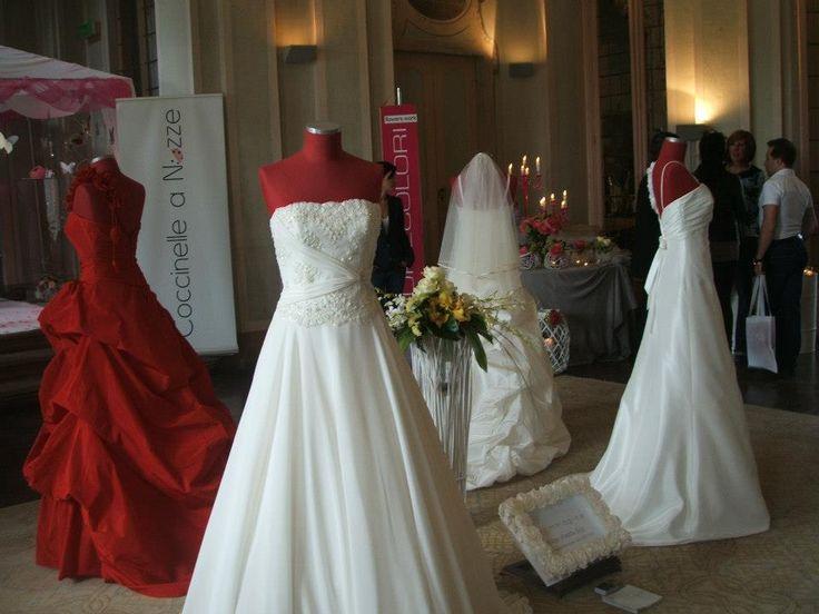 Fiera Nozze d'Autore a Villa Borromeo 2013, Cassano d'Adda MI, fiere sposi lombardia, abiti da sposa Bergamo