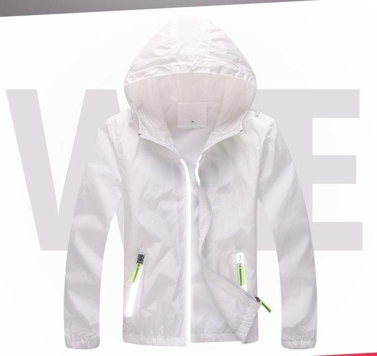 Dámská vzdušná podzimní bunda s kapucí a reflexním zipem BÍLÁ – VELIKOST L Na tento produkt se vztahuje nejen zajímavá sleva, ale také poštovné zdarma! Využij této výhodné nabídky a ušetři na poštovném, stejně jako …