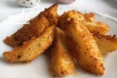 Fırında Galeta Unlu Nefis Patates
