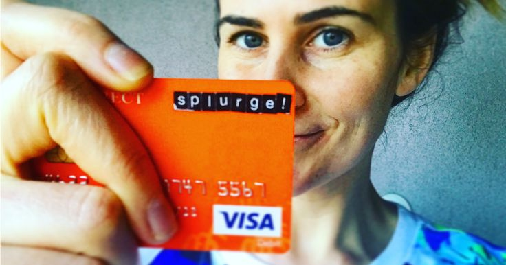 "Why thousands of Australians have the same bank card, labelled ""Splurge""."