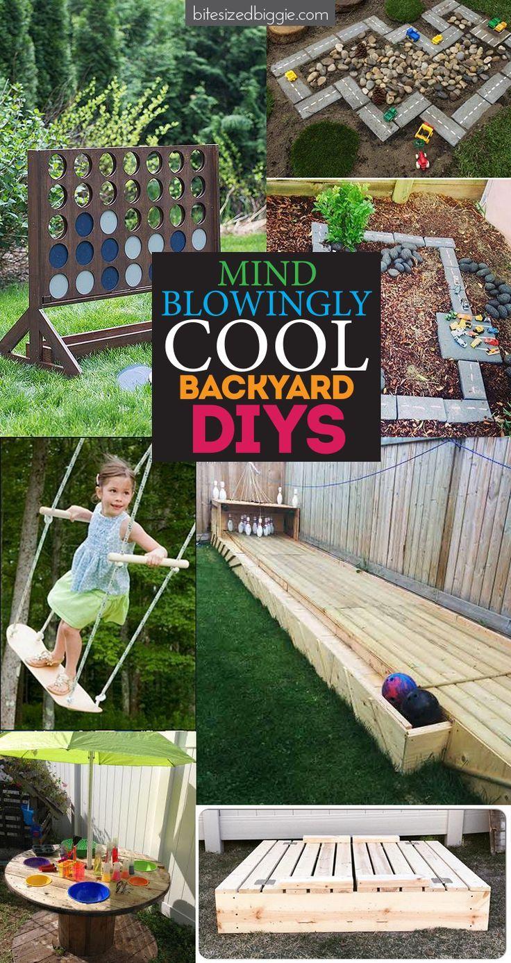 mindblowingly awesome backyard diys backyard toys on wow awesome backyard patio designs ideas for copy id=11144