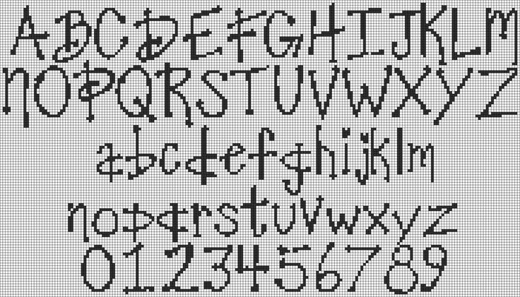 Les 43 meilleures images du tableau alphabets sur