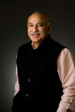 MJ Akbar, #storyology star! Appearing on days 1 & 2