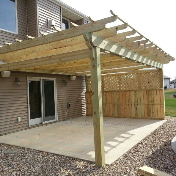 8 best carports images on pinterest barn kits canopy and car ports green treated pergola fandeluxe Gallery